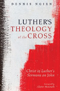 Cover Luther's Theology of the Cross