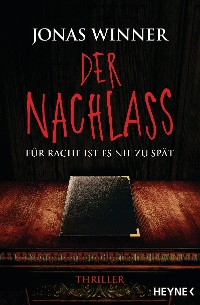 Cover Der Nachlass