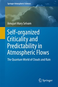 Cover Self-organized Criticality and Predictability in Atmospheric Flows