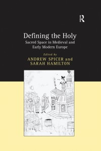 Cover Defining the Holy