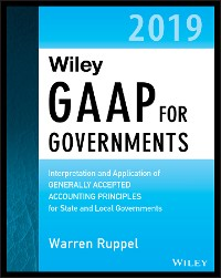 Cover Wiley GAAP for Governments 2019