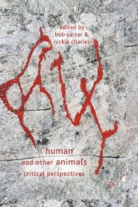 Cover Human and Other Animals