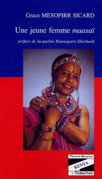 Cover Une jeune femme maasai