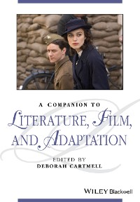 Cover A Companion to Literature, Film, and Adaptation