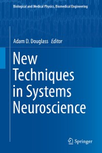 Cover New Techniques in Systems Neuroscience