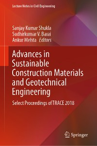Cover Advances in Sustainable Construction Materials and Geotechnical Engineering