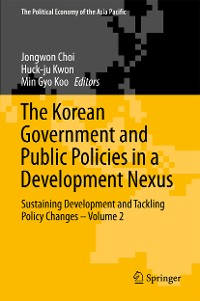 Cover The Korean Government and Public Policies in a Development Nexus