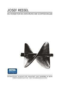 Cover Josef Ressel
