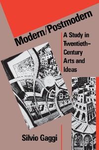 Cover Modern/Postmodern