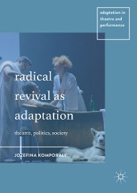 Cover Radical Revival as Adaptation