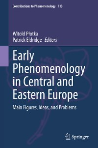 Cover Early Phenomenology in Central and Eastern Europe