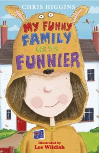 Cover My Funny Family Gets Funnier