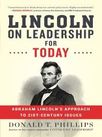 Cover Lincoln on Leadership for Today
