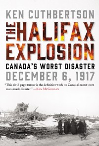 Cover Halifax Explosion
