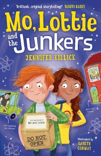 Cover Mo, Lottie and the Junkers