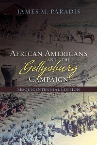 Cover African Americans and the Gettysburg Campaign