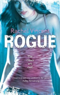 Cover Rogue (The Shifters, Book 2)