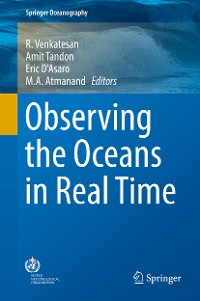 Cover Observing the Oceans in Real Time