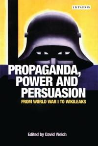 Cover Propaganda, Power and Persuasion