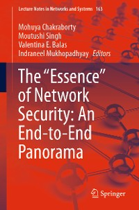 "Cover The ""Essence"" of Network Security: An End-to-End Panorama"