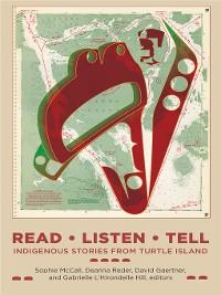 Cover Read, Listen, Tell