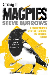 Cover A Tiding of Magpies