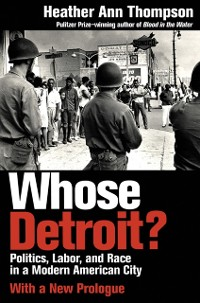 Cover Whose Detroit?
