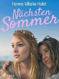 Cover Nächsten Sommer - Jugendbuch