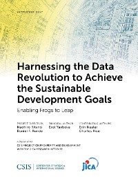 Cover Harnessing the Data Revolution to Achieve the Sustainable Development Goals
