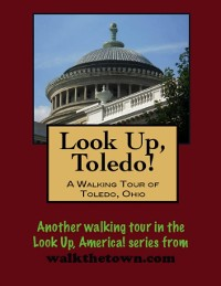 Cover Look Up, Toledo! A Walking Tour of Toledo, Ohio