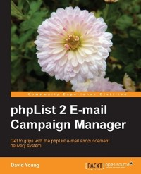 Cover PHPList 2 E-mail Campaign Manager