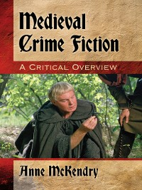 Cover Medieval Crime Fiction