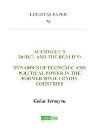 Cover Acemoglu's Model and the Reality