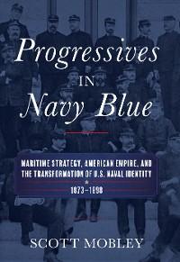 Cover Progressives in Navy Blue
