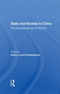 Cover State And Society In China