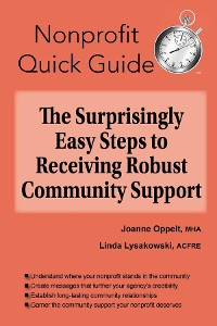 Cover The Surprisingly Easy Steps to Receiving Robust Community Support
