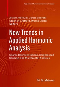 Cover New Trends in Applied Harmonic Analysis
