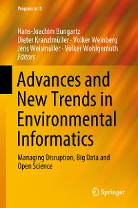 Cover Advances and New Trends in Environmental Informatics