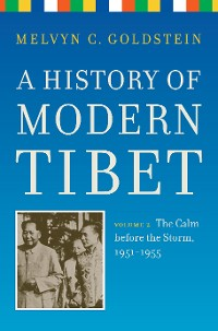 Cover A History of Modern Tibet, volume 2