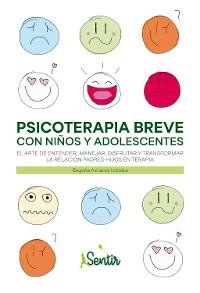 Cover Psicoterapia breve con niños y adolescentes