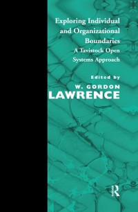 Cover Exploring Individual and Organizational Boundaries