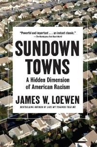 Cover Sundown Towns