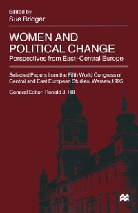 Cover Women and Political Change