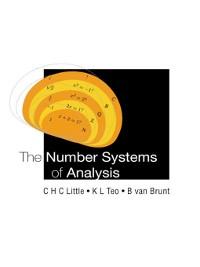 Cover The Number Systems of Analysis