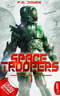 Cover Space Troopers - Folge 1