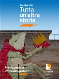 Cover #Conibambini - Tutta un'altra storia