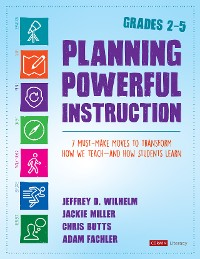 Cover Planning Powerful Instruction, Grades 2-5