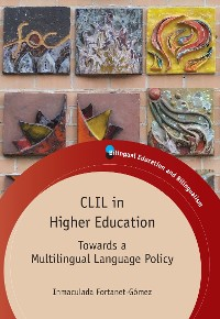 Cover CLIL in Higher Education