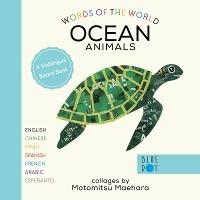 Cover Ocean Animals (Multilingual Board Book)