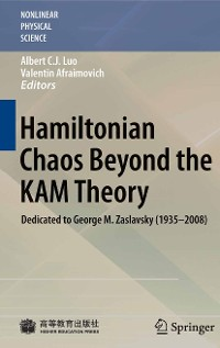 Cover Hamiltonian Chaos Beyond the KAM Theory